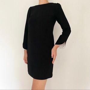 Zara Black Shift Dress